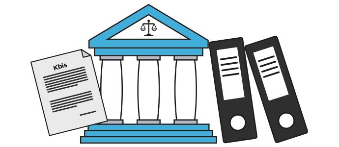 10 Deposer Son Dossier Au Greffe Du Tribunal De Commerce Pour Obtenir Le Kbis
