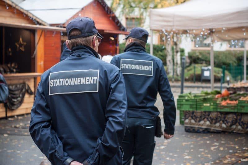 ASVP (Agents de Surveillance de la Voie Publique)