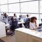 L'aménagement d'un bureau professionnel