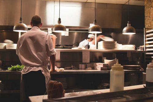 Formation pour devenir un cuisinier