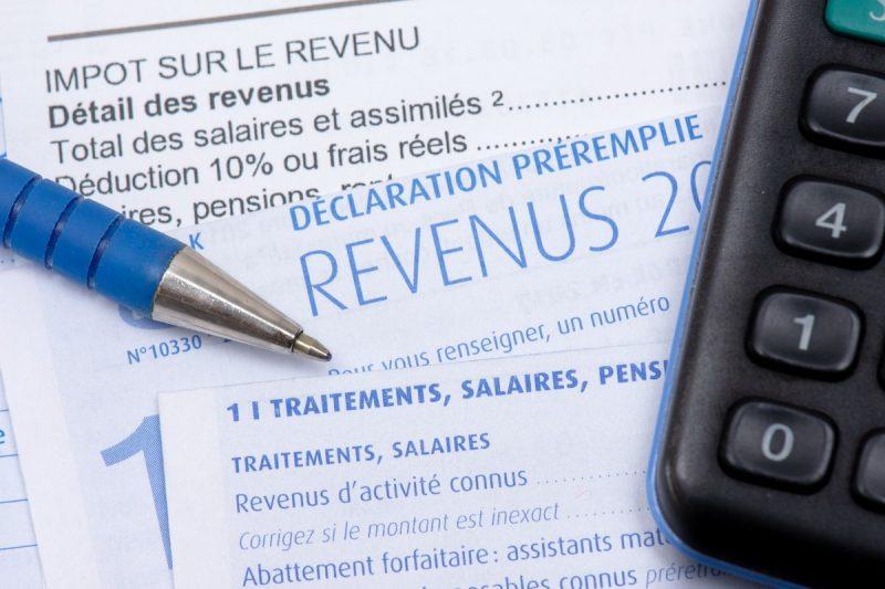 déclaration du crédit d'impôt