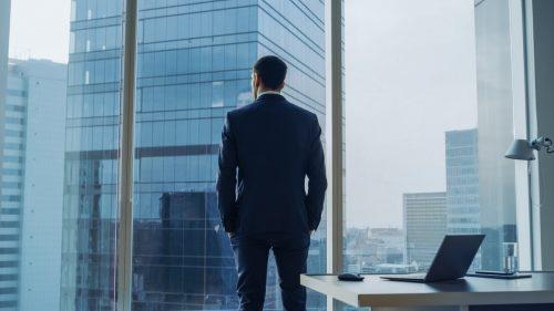 Dirigeant entreprise non salarié