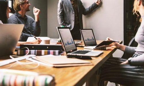 Stratégie de transformation entreprise