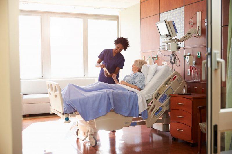 Le métier d'infirmière
