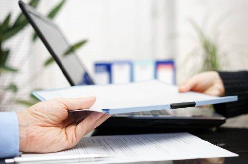 présentation du contrat de prestation de services