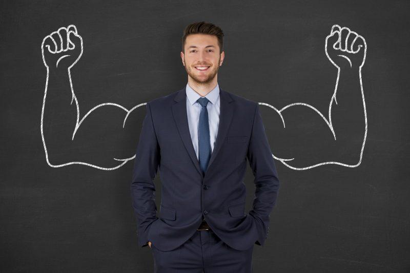 succès d'un entrepreneur
