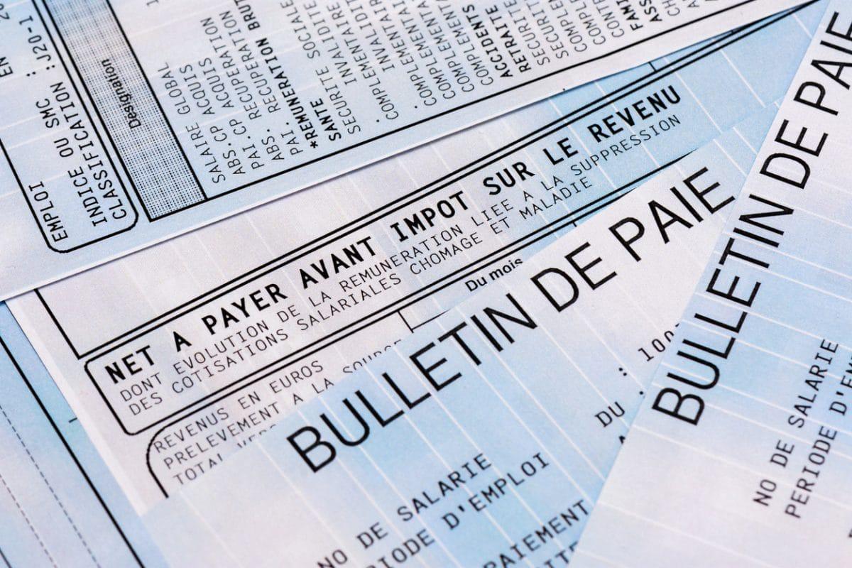 Bulletins Salaires Entreprise