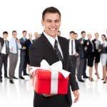 Trouver des idées pour les cadeaux de fin d'année de ses clients