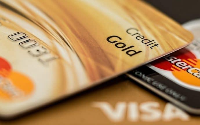 cartes de crédit de votre entreprise