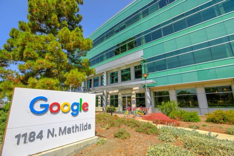 Histoire Google