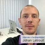 Interview de Johan Letrouit