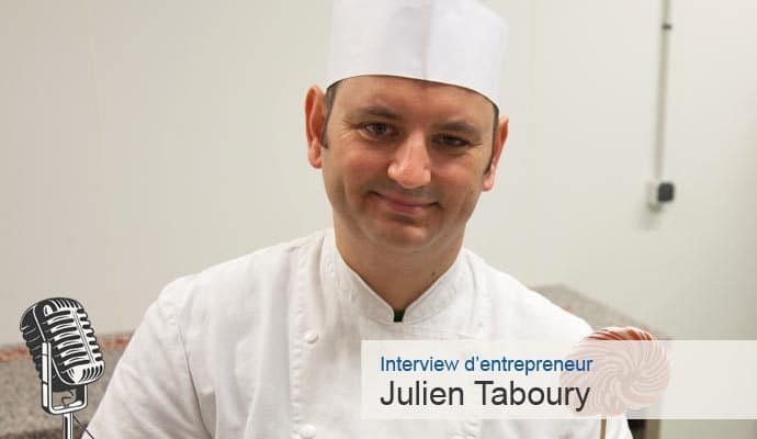 Interview Julien Taboury