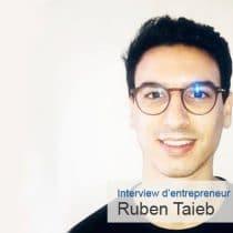 Interview Ruben Taieb