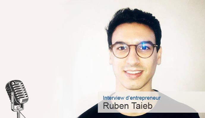 Interview Ruben Taieb