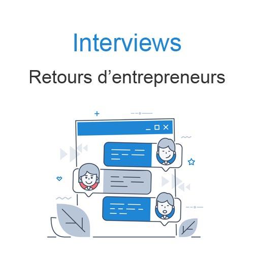 Interviews Entrepreneurs