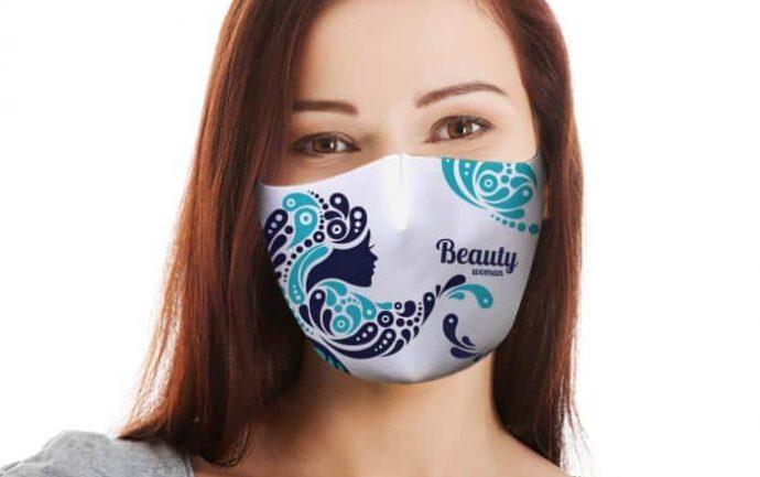 un masque personnalisé
