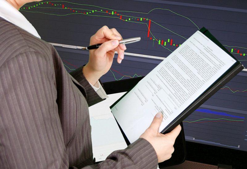 Définition : résultat financier