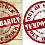 Comment gérer les produits indisponibles sur sa boutique en ligne ?