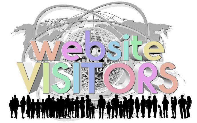 Identification des visiteurs d'un site web